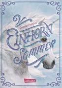 Cover-Bild zu Einhornsommer von Hoßfeld, Dagmar