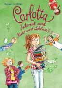 Cover-Bild zu Carlotta 8: Carlotta - Internat und Kuss und Schluss? (eBook) von Hoßfeld, Dagmar