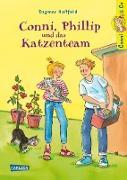 Cover-Bild zu Conni & Co 16: Conni, Phillip und das Katzenteam (eBook) von Hoßfeld, Dagmar