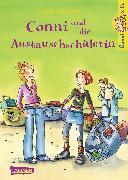 Cover-Bild zu Conni und die Austauschschülerin von Hossfeld, Dagmar