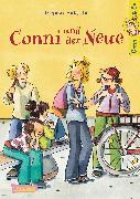 Cover-Bild zu Conni und der Neue von Hossfeld, Dagmar