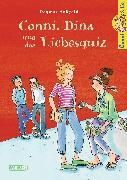 Cover-Bild zu Conni, Dina und das Liebesquiz von Hoßfeld, Dagmar
