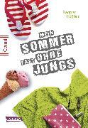 Cover-Bild zu Mein Sommer fast ohne Jungs von Hoßfeld, Dagmar