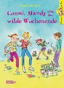 Cover-Bild zu Conni & Co 13: Conni, Mandy und das wilde Wochenende von Hoßfeld, Dagmar