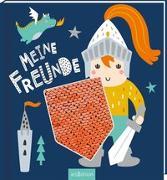 Cover-Bild zu Meine Freunde - Ritter (mit Wendepailletten)