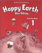 Cover-Bild zu Happy Earth 1. Activity Book von Parminter, Sue