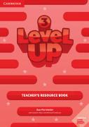 Cover-Bild zu Level Up Level 3 Teacher's Resource Book with Online Audio von Parminter, Sue