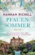 Cover-Bild zu Pfauensommer von Richell, Hannah