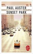 Cover-Bild zu Sunset Park von Auster, Paul