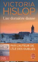 Cover-Bild zu Une dernière danse von Hislop, Victoria