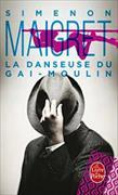 Cover-Bild zu La danseuse du Gai-Moulin von Simenon, Georges