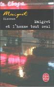 Cover-Bild zu Maigret et l'homme tout seul von Simenon, Georges