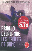 Cover-Bild zu Les fables de sang von Delalande, Arnaud