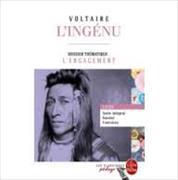 Cover-Bild zu L'ingénu von Voltaire