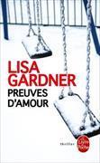 Cover-Bild zu Preuves d'amour von Gardner, Lisa