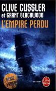 Cover-Bild zu L'empire perdu von Cussler, Clive