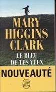 Cover-Bild zu bleu de tes yeux von Clark, Mary Higgins