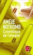 Cover-Bild zu Cosmétique de l'ennemi von Nothomb, Amélie