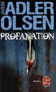 Cover-Bild zu Profanation von Adler-Olsen, Jussi