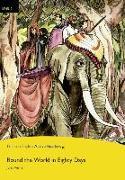 Cover-Bild zu PLAR2:Round the World in Eighty Days & MP3 pack von Verne, Jules