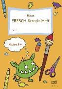 Cover-Bild zu Mein FRESCH-Kreativ-Heft von Rinderle, Bettina