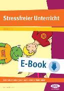 Cover-Bild zu Stressfreier Unterricht (eBook) von Rinderle, Bettina