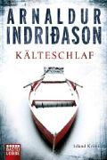 Cover-Bild zu Kälteschlaf von Indridason, Arnaldur