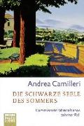 Cover-Bild zu Die schwarze Seele des Sommers von Camilleri, Andrea