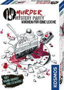 Cover-Bild zu Murder Mystery Party - Kuchen für eine Leiche