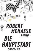 Cover-Bild zu Die Hauptstadt von Menasse, Robert