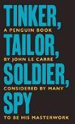 Cover-Bild zu Tinker Tailor Soldier Spy (eBook) von Carré, John le