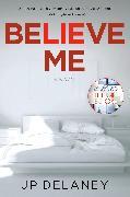 Cover-Bild zu Believe Me von Delaney, JP