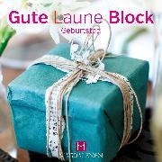 Cover-Bild zu Gute Laune Block Geburtstag