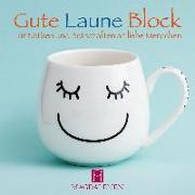 Cover-Bild zu Gute Laune Block Lustige Tasse