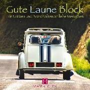 Cover-Bild zu Gute Laune Block Oldtimer Ente
