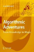 Cover-Bild zu Algorithmic Adventures (eBook) von Hromkovic, Juraj