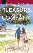 Cover-Bild zu Pleasure Of His Company (eBook) von Evans, Lindsay