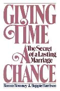Cover-Bild zu Giving Time a Chance (eBook) von Harrison, Beppie