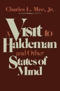 Cover-Bild zu A Visit to Haldeman and Other States of Mind (eBook) von Mee, Charles L.