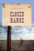 Cover-Bild zu Closed Range (eBook) von Lomax, Bliss