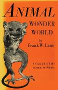 Cover-Bild zu Animal Wonder World (eBook) von Lane, Frank W.
