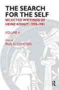 Cover-Bild zu The Search for the Self (eBook) von Kohut, Heinz