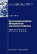 Cover-Bild zu Das kompetenzorientierte Management der touristischen Destination (eBook) von Fischer, Elisabeth