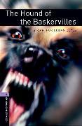Cover-Bild zu Oxford Bookworms Library: Level 4:: The Hound of the Baskervilles von Conan Doyle, Arthur