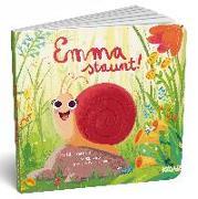 Cover-Bild zu Emma staunt von Leenen, Heidi