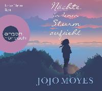 Cover-Bild zu Nächte, in denen Sturm aufzieht von Moyes, Jojo
