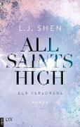 Cover-Bild zu All Saints High - Der Verlorene (eBook) von Shen, L. J.