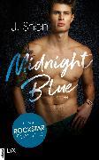 Cover-Bild zu Midnight Blue (eBook) von Shen, L. J.