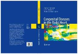 Cover-Bild zu Congenital Diseases in the Right Heart (eBook) von van Arsdell, Glen (Hrsg.)