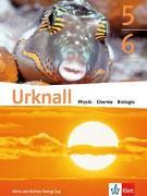 Cover-Bild zu Urknall. 5./6. Schuljahr. Physik, Chemie, Biologie - Ausgabe Schweiz von Aegerter, Klaus (Hrsg.)